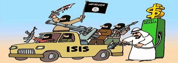 ISIS Didanai Rezim Saud 2